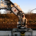 SB Rail Robot arm
